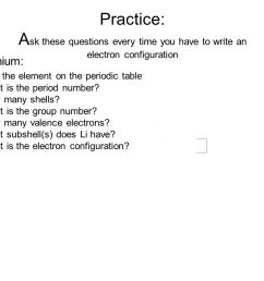 practice a sk these questions every time you have to write an electron configuration  [ 1066 x 966 Pixel ]