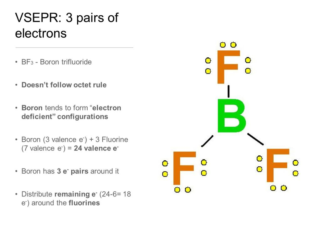 medium resolution of 9 vsepr
