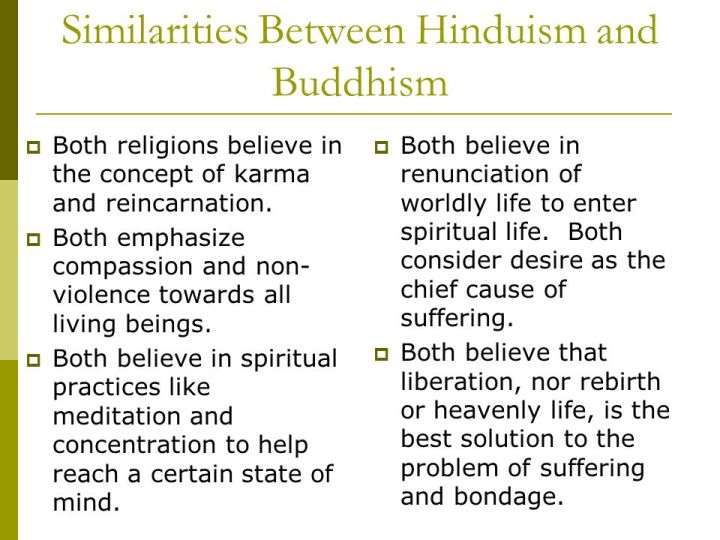 hinduism and buddhism comparison essay Free college essay compare and contrast: hinduism and buddhism compare and contrast: hinduism and buddhism by: kelley cranor everyone has a religion and beliefs.