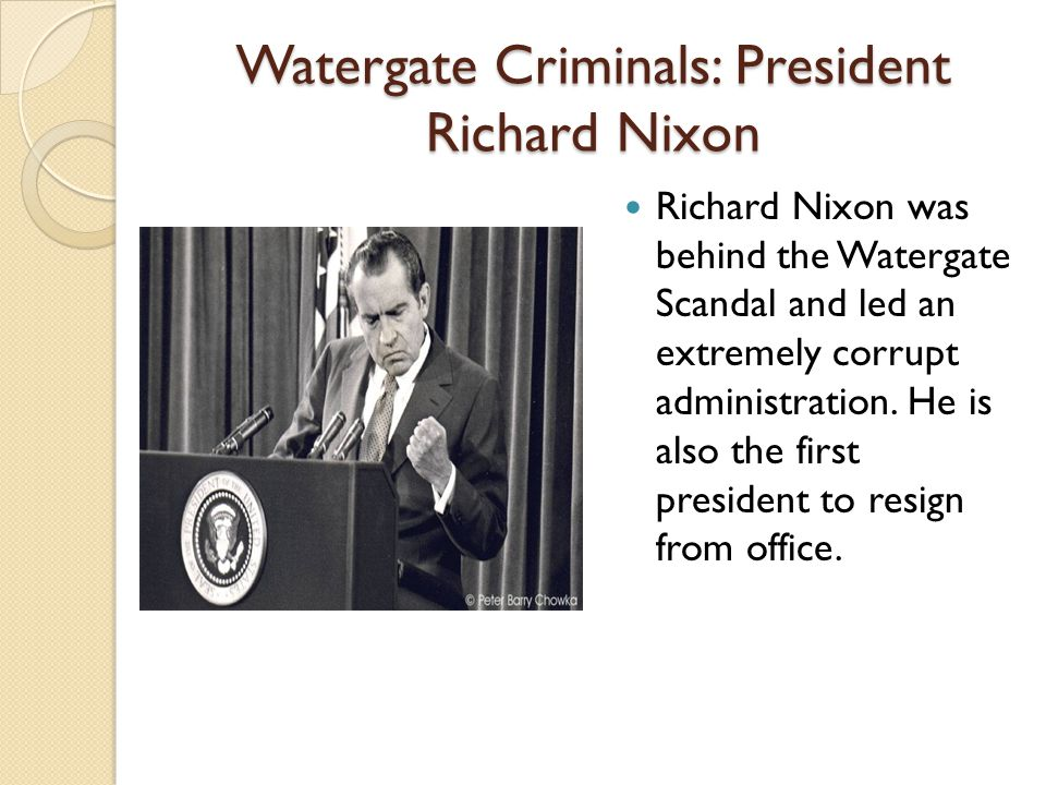 Image result for nixon watergate