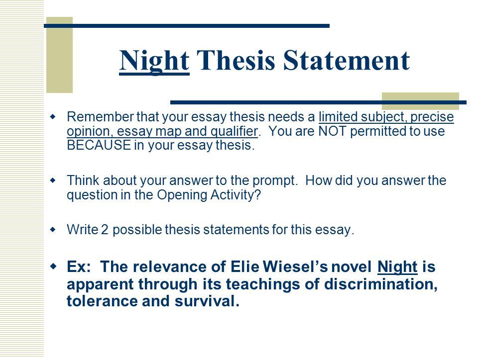Night Essay A Long Night Short Essay In Simple English Honey Notes