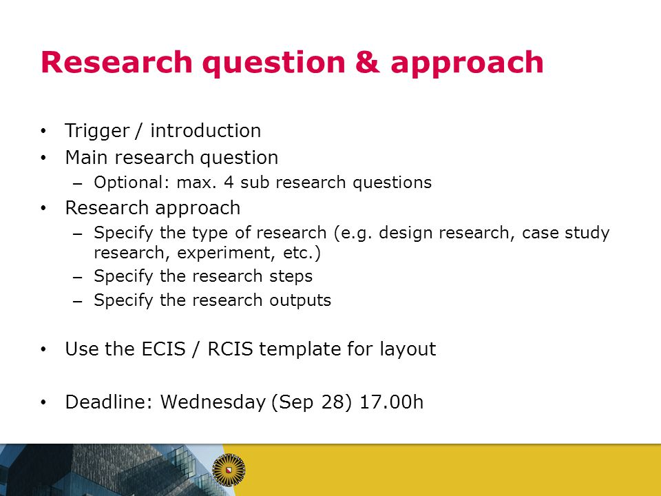 Seminar Advanced Method Engineering Writing A Research Paper Ppt