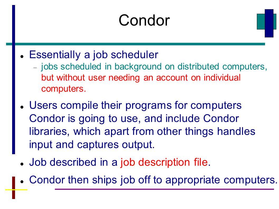 Tutorial on Distributed High Performance Computing 14:30 – 19:00 (2 ...