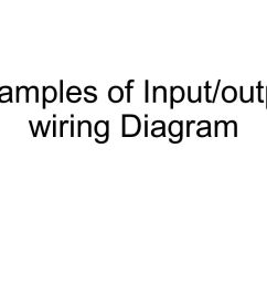 examples of input output wiring diagram controllogix ib32 dc input 1 examples of input output wiring [ 1280 x 720 Pixel ]