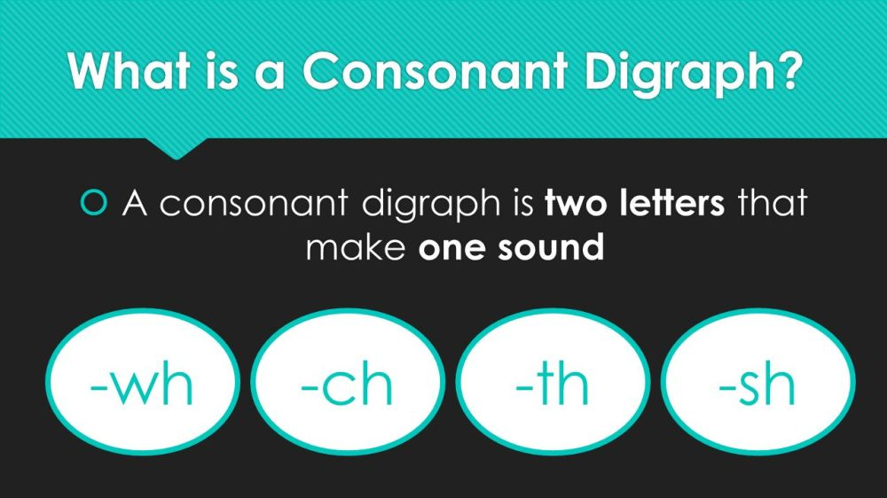 medium resolution of Consonant Digraphs First Grade. Common Core Standards  RF.1.3 – Phonics  and word recognition a. know the spelling-sound correspondences for common  consonant. - ppt download