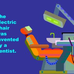 Electric Chair Was Invented By Dark Wooden Dining Room Chairs The A Dentist How Many U S And 1
