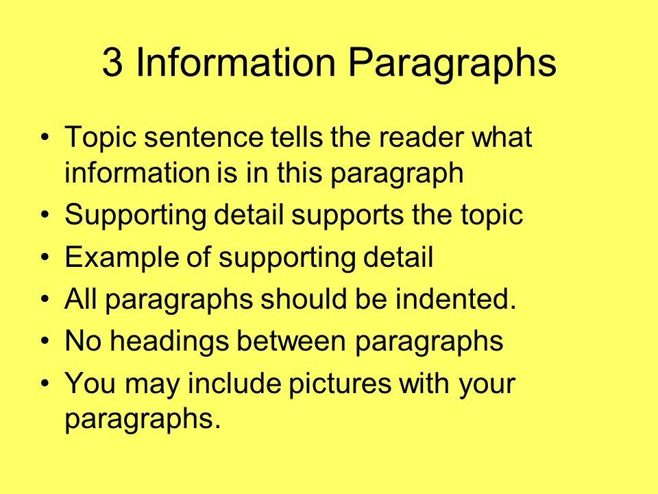 Research Paper Expectations Your Paper Should Have A Title Page