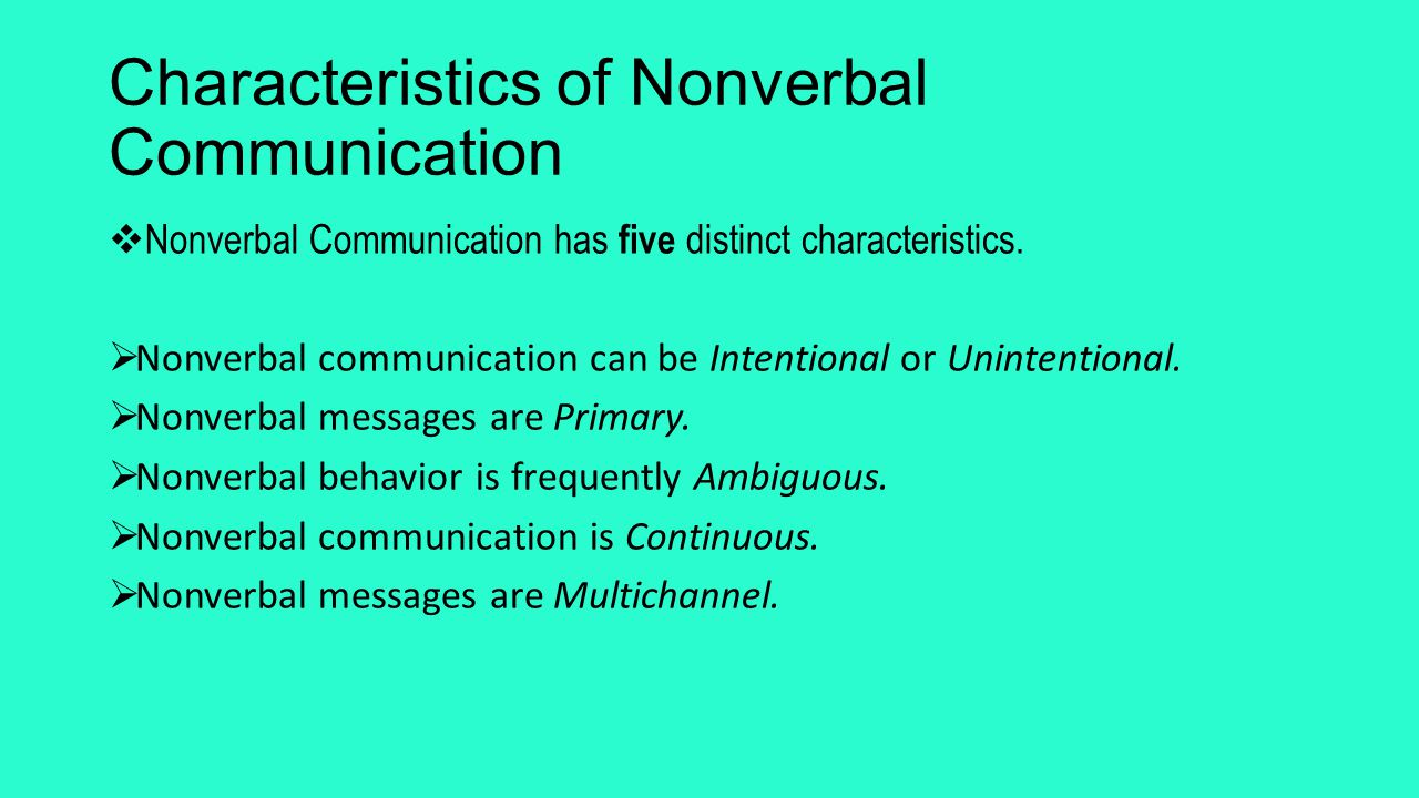 Communication Essay Example Essay Non Verbal Communication