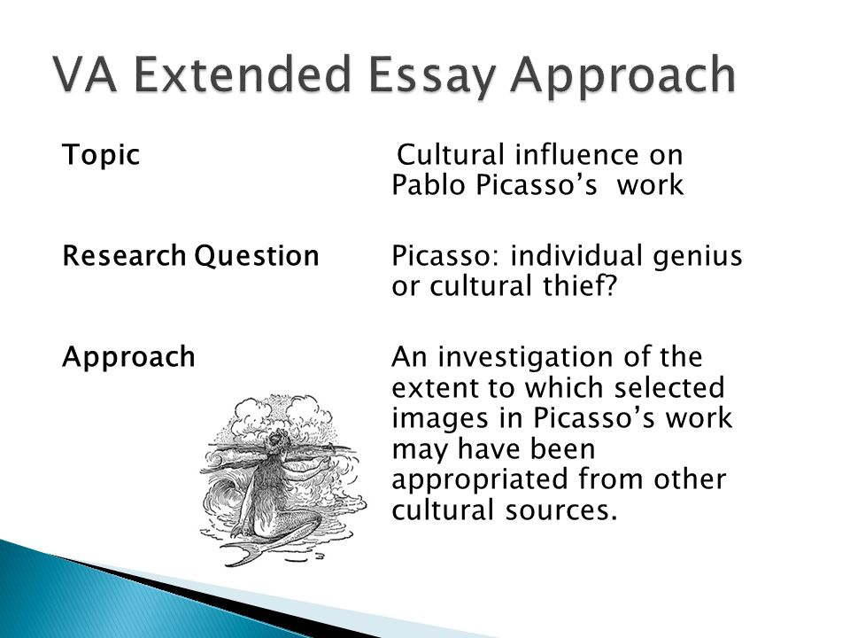 Science Essays Picasso Essay Va Extended Essay Effectively Addresses A Particular Bullying Essay Thesis also Essay Writing Paper Research Paper Biography Pablo Picasso Example Diwali Essay In English