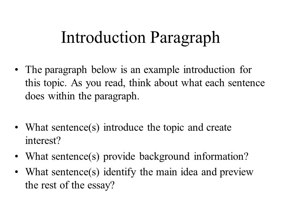 Type Of Essays Account Writing Essay How To Write Introductory