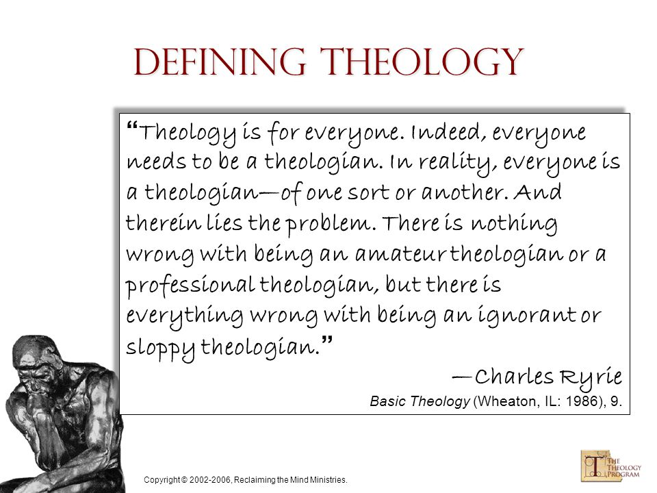 Image result for theologian