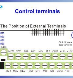 16 delta confidential control terminals ai 3 points di 8 points relay 2 points do 2 points [ 1120 x 840 Pixel ]
