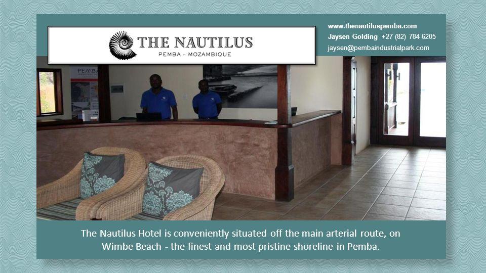 The Nautilus Hotel Pemba Mozambique Ppt Download