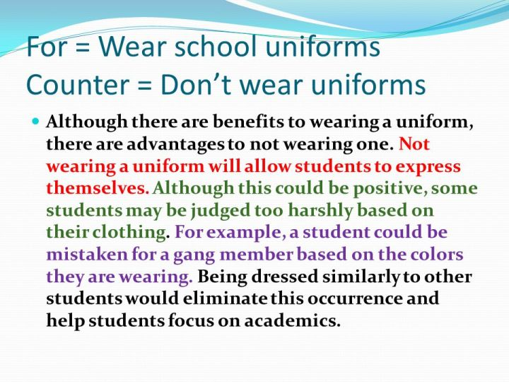 ebooks essay writing against essay school uniform baby an argument against school uniforms