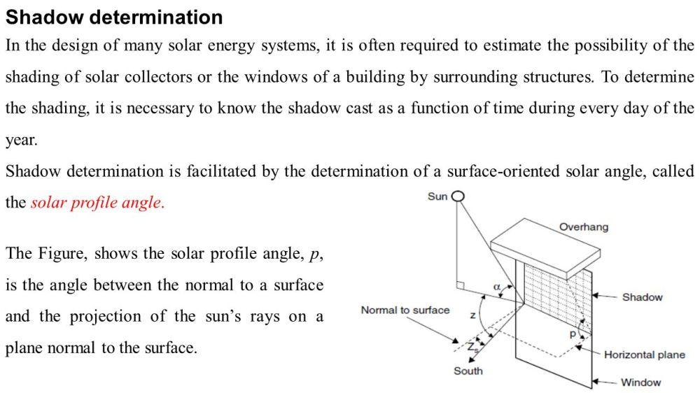 medium resolution of 3 shadow determination