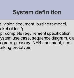 19 system definition i p vision document business model stakeholder i p o p complete requirement specification system use case sequence diagram  [ 1058 x 793 Pixel ]