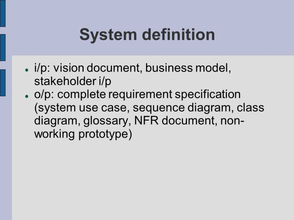 medium resolution of 19 system definition i p vision document business model stakeholder i p o p complete requirement specification system use case sequence diagram