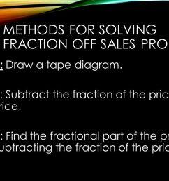 multi step ratio problems 2 methods  [ 1280 x 720 Pixel ]
