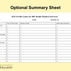 Wheelchair Bound Icd 10 Chair Design In Karachi Administrators Tpr Coordinator And Billing Agents Iep Health 18 Optional Summary Sheet
