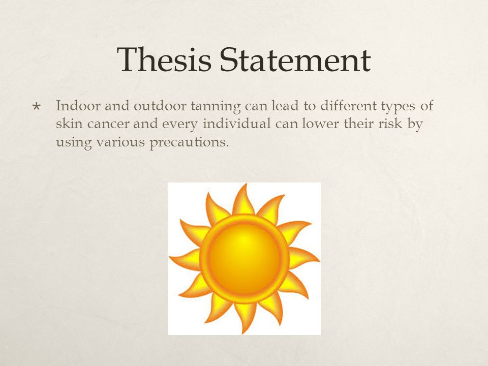 Skin Cancer Essay Essay On Skin Cancer Background Treatment And