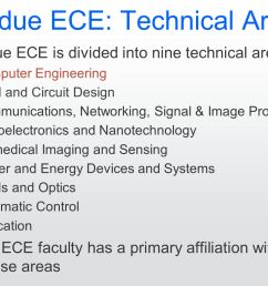 2 purdue ece technical areas purdue ece is divided into nine technical areas computer engineering vlsi and circuit design communications networking  [ 1365 x 1024 Pixel ]