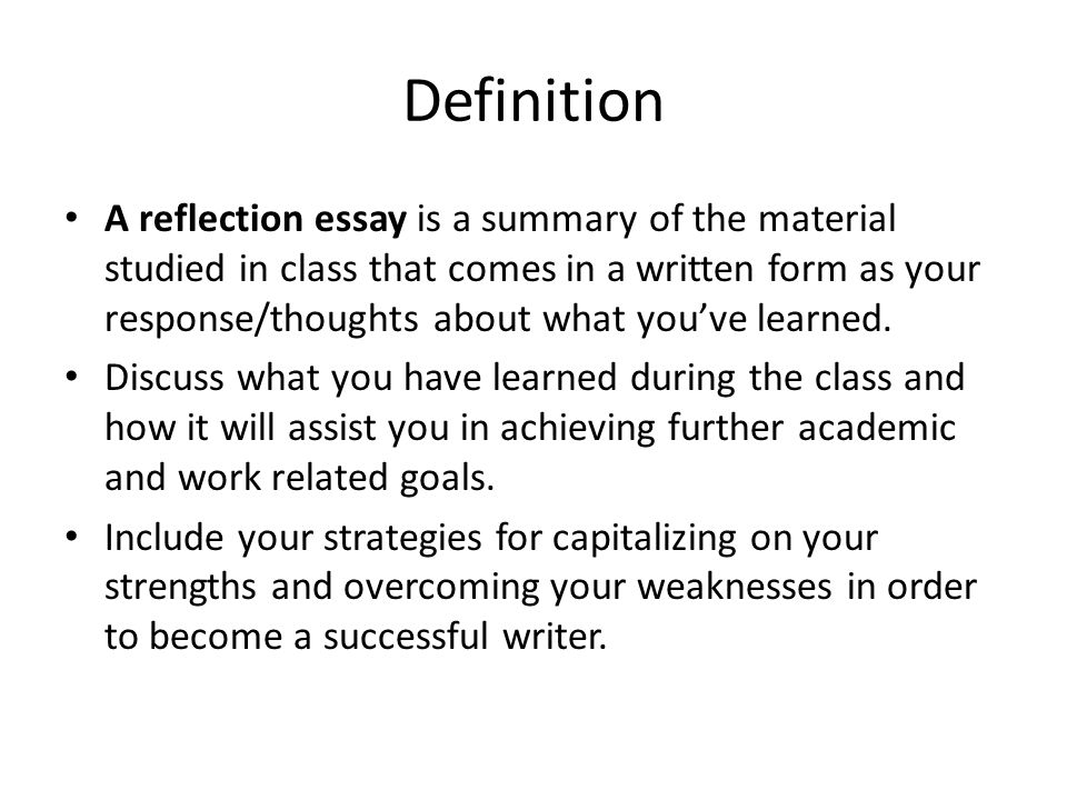 english class reflection essay   macopalmexco english class reflection essay english class reflection essay sample