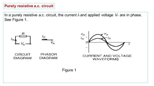 small resolution of 2 purely resistive