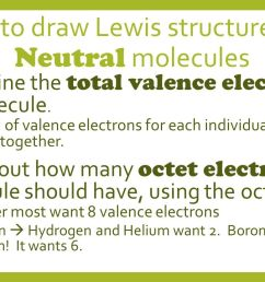 how to draw lewis structures for neutral molecules 1  [ 1280 x 720 Pixel ]