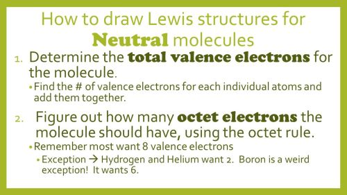 small resolution of how to draw lewis structures for neutral molecules 1