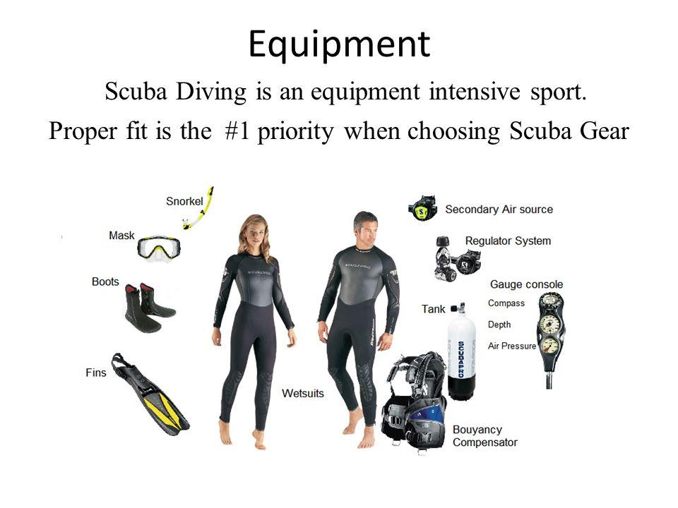 scuba gear diagram trailer plug wiring 7 way diving course 146 plains road raymond me on site tel fax equipment is an intensive sport