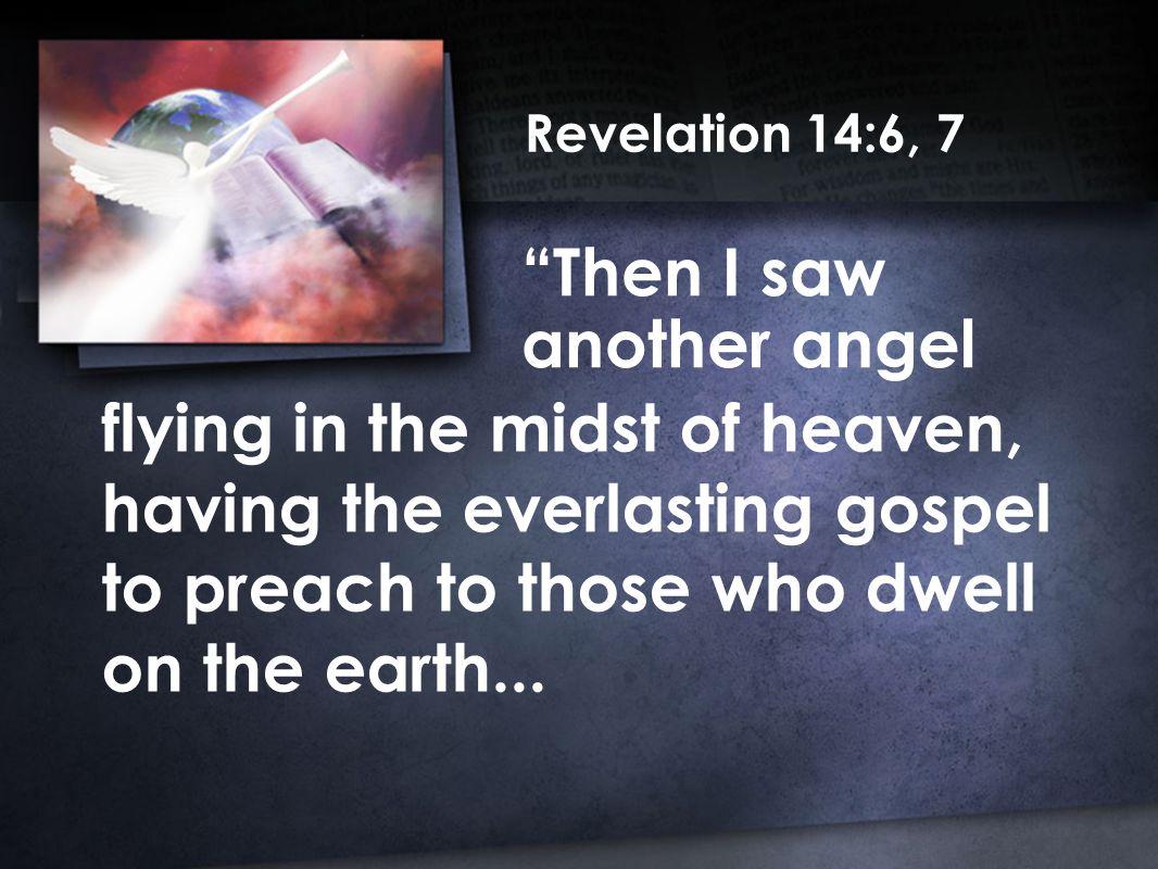 Image result for Revelation 14: 6