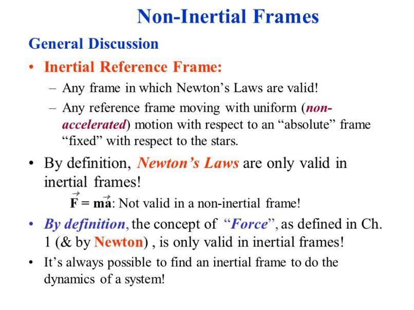 Fein Inertial Reference Frame Fotos - Benutzerdefinierte ...
