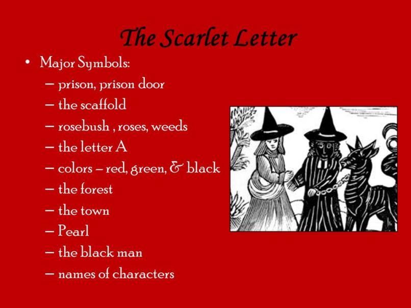 Symbolism In The Scarlet Letter Scaffold Letterjdi