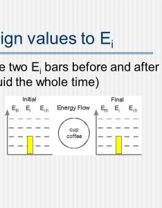 assign values to   use two bars before and after it is  liquid the whole time cup coffee also energy bar charts how represent role of in physical rh slideplayer