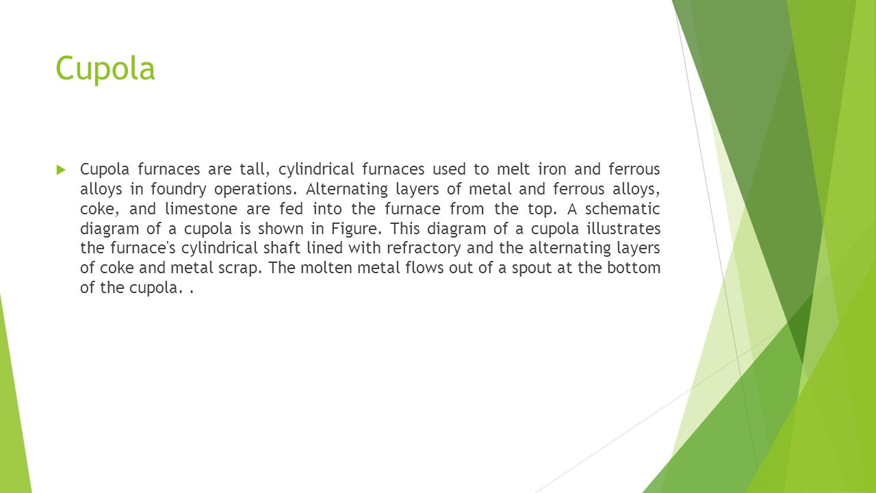 hight resolution of cupola cupola furnaces are tall cylindrical furnaces used to melt iron and ferrous alloys