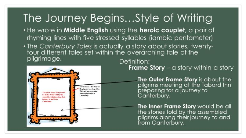 Famous Narrative Frame Vignette - Custom Picture Frame Ideas ...