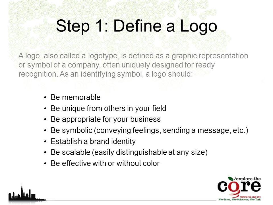 effective logo design and