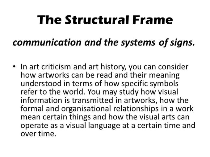 What Does The Structural Frame In Art Mean | Frameviewjdi.org