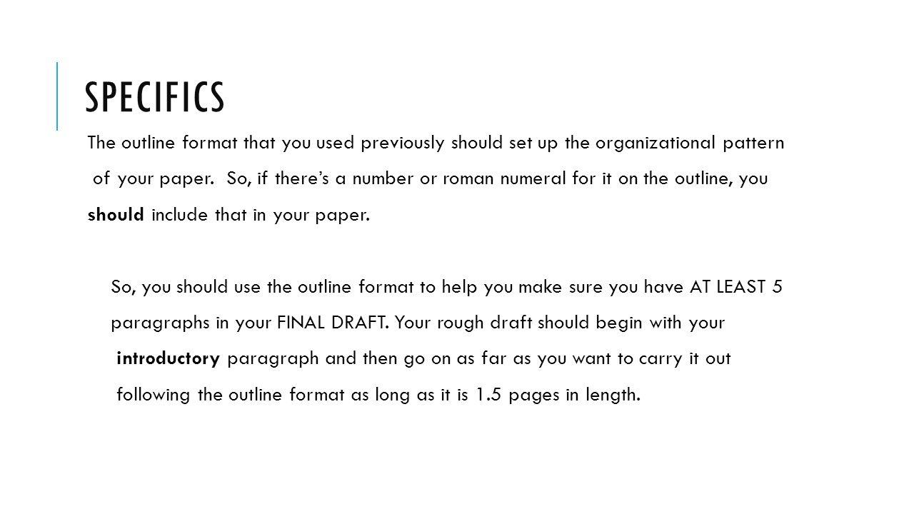 Writing Application Essays Career Services UW La Crosse Rough
