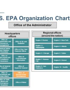 epa organization chart also office of research and development national center for environment rh slideplayer