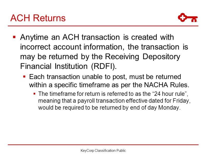 ach return time frame | Fachriframe co