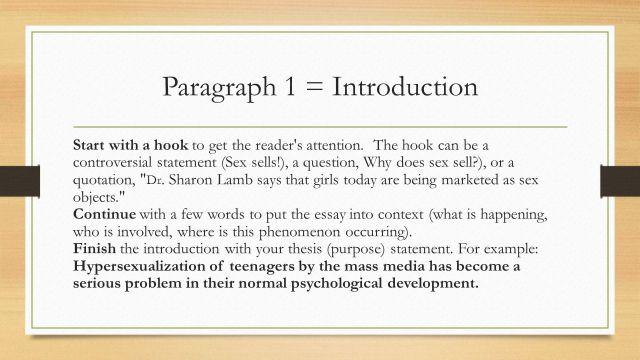 Essay Writing How to write a good 29-paragraph essay with pizazz