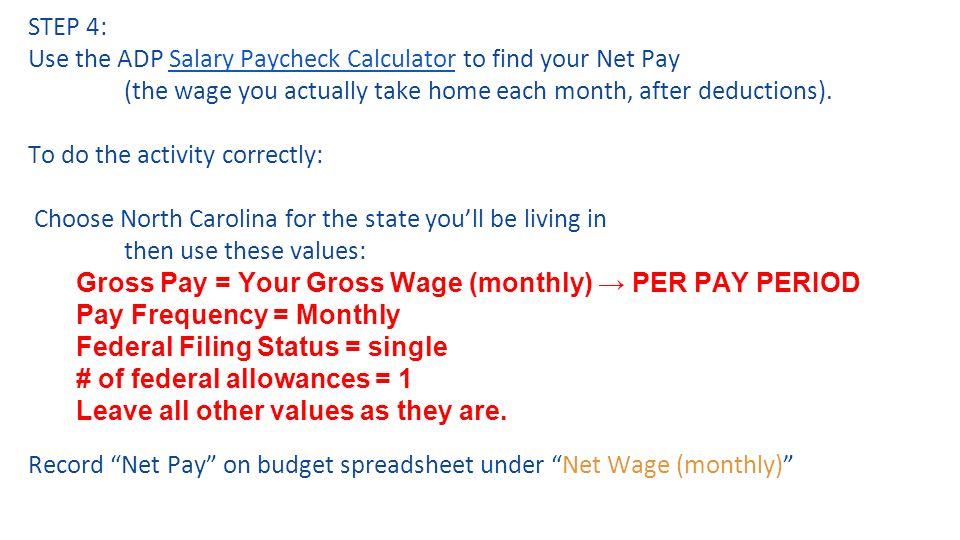 Take Home Pay Calculator Pa Hadi Palmex Co