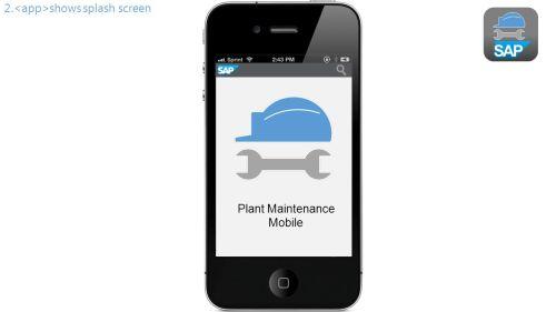 small resolution of 2 sap 2 shows splash screen plant maintenance mobile
