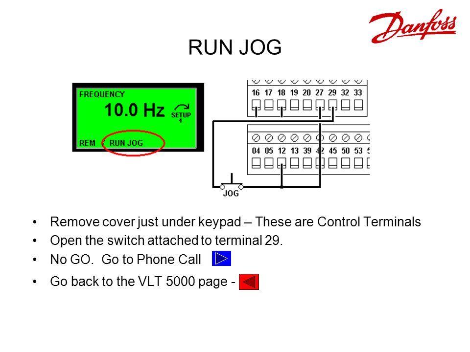 danfoss vlt 5000 wiring diagram oil pressure gauge diagnostics click on the button above your keypad ppt download 7 run