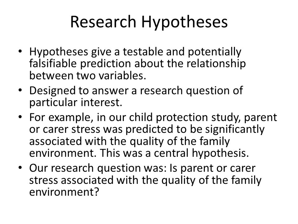 Research Questions Hypotheses Term Paper Writing Service