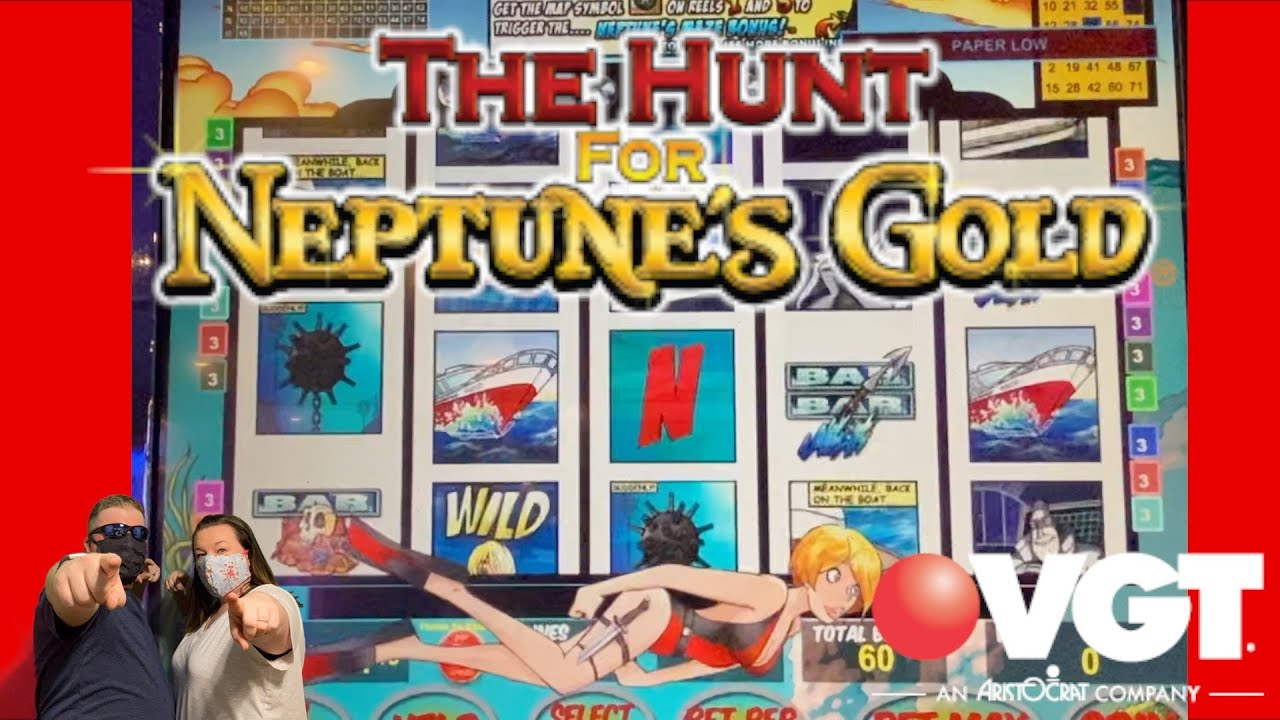 Neptune slot machine wins