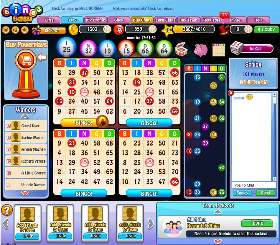 Bingo Games Online  Free Bingo Games  EXCLUSIVE Games You Will Only Find Inside Casinos