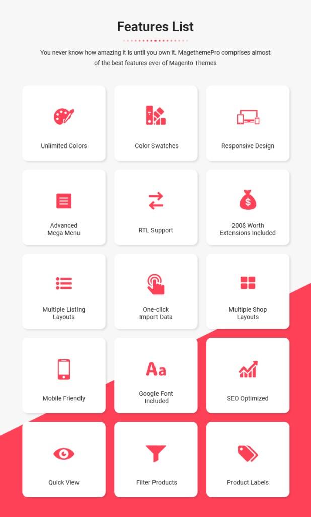 MageThemepro - Responsive Magento 2 Shopping Template - 15