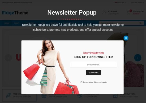MageThemepro - Responsive Magento 2 Shopping Template - 8